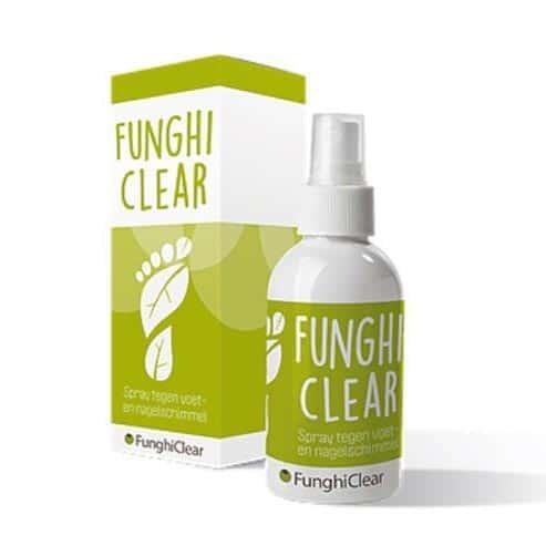 Funghi clear tegen voetschimmel en nagelschimmel