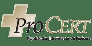 ProCert pedicure kwaliteitsregistratie